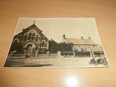 POSTCARD: Old Chapel House, Whitwell, Isle of Wight