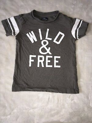 Next wild & free boys 18-24 months T-Shirt
