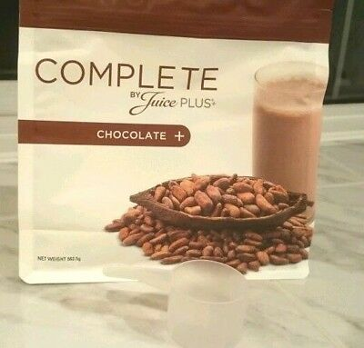 brand new juice plus chocolate shake 562.5g. exp from 02/2019