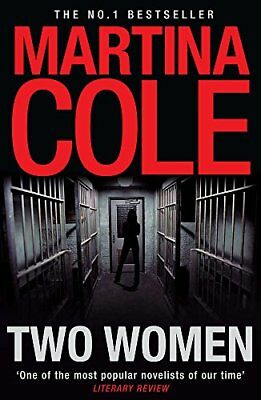 Two Women: An unforgettable crime thriller of by Martina Cole New Paperback Book