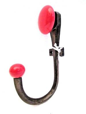 Brass HOOK - Little and Very Nice - Nautical Gift -FREE SHIPPING(251)