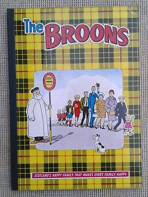 "Vintage ""the Broons"" Annual 1968 - D. C. Thompson."