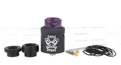 Authentic Hellvape Dead Rabbit BF RDA Rebuildable Dripping 0Atomizer
