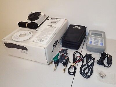 AEA Model 20/20 TDR – Time Domain Reflectometer. Model 6020-R1041.