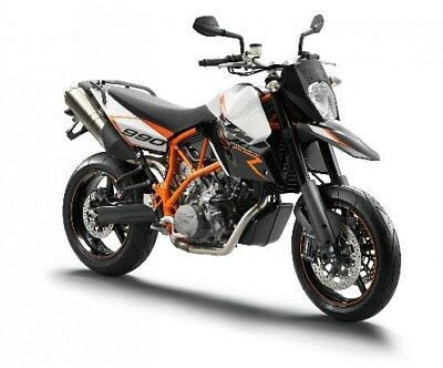 KTM 990 SMR SMT Service Workshop Repair Manual 2011 2012 2013 Digital SM-R SM-T