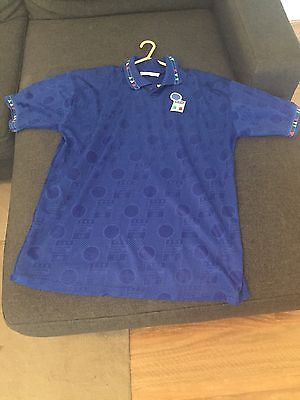 1994 Italy World Cup Top Diadora Xl Or L