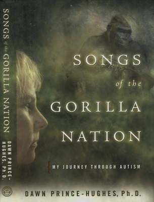 Songs Of The Gorilla Nation Journey Through Autism Hughes