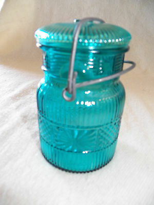 Avon Candy Jar With Lid