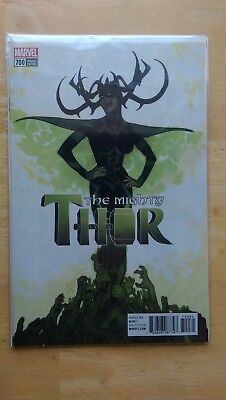 The Mighty Thor #700 1:100 Adam Hughes Variant Marvel NM High Grade!