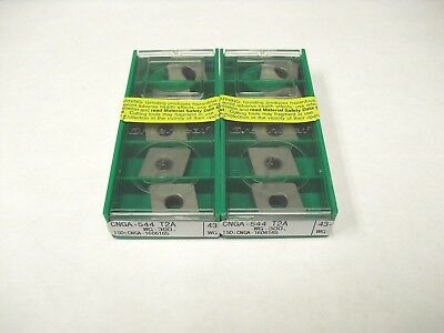 CNGA 544 T2A WG 300 Greenleaf Ceramic Insert ***10PCS***