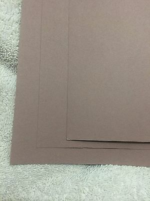 Creative Memories 3 sheets 2nd Cobblestone Photo Mounting Paper/Cardstock