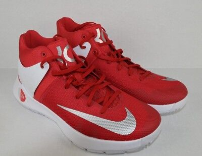 Nike KD Trey 5 IV Men's 856484-663 Size 15 Red White Basketball Kevin Durant