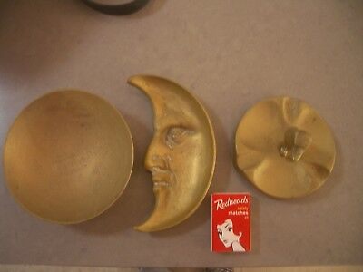 Vintage Brass Table ornaments