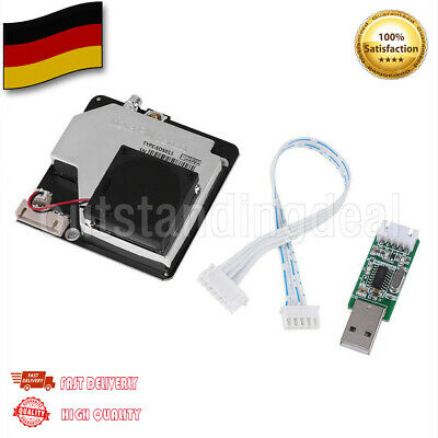 PM Sensor SDS011 Laser Dust Sensor PM2.5 PM10 Air Quality Detection DE SHIP