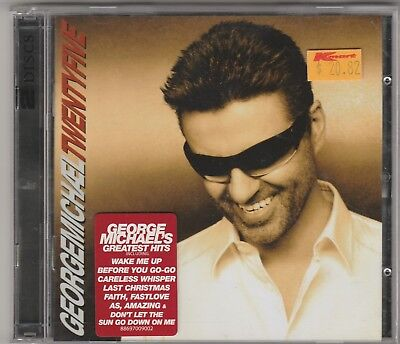 George Michael - Twenty Five **2006 Australian Double CD Album** VGC