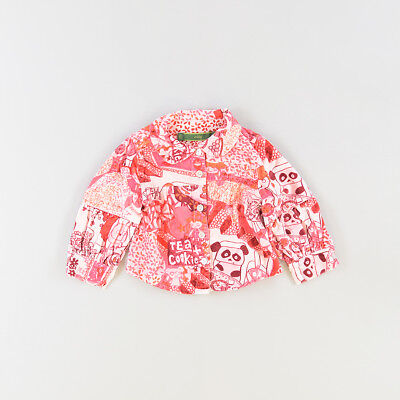 Camisa color Rosa marca Oilily 18 Meses
