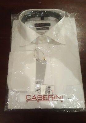 Men's  / Man's Shirt - size 40 - slim fit with french cuffs