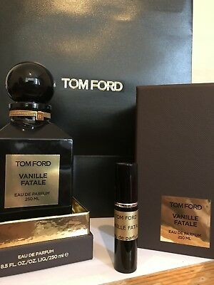 TOM FORD Vanille Fatale 100% Authentic! 5ml sample (FREE First Class Delivery!)