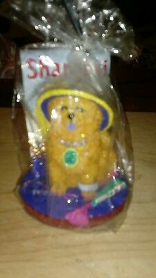 Chow Chow Shanghai Lucerne-Resin Figurine-Icing 2002 by Claire's-New in package