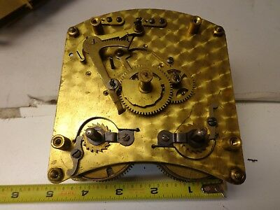 Garrard Elglish Westminster Clock Movement For Parts or Restore