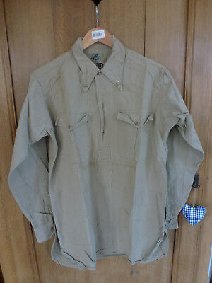 CHEMISE 1935.FRANCE 1940.WWII 1939/1945POILU DUNKERQUE STONNE.reproduction