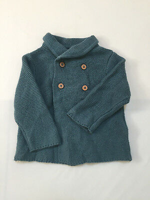 Marks & Spencer Baby Boy Cardigan 0-3mths