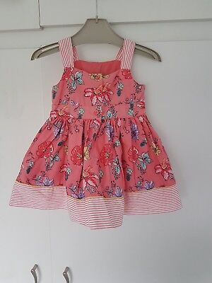 Girls 6-9 Months Beautiful Spring/summer Party/holiday Dress