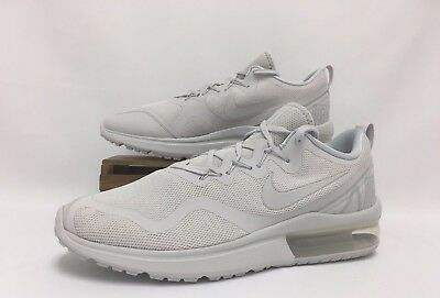 quality design 0b1d5 5433d Nike Air Max Fury Running Shoes White Pure Platinum Gray AA5739-100 Men s  NEW