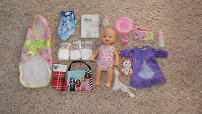 Little Mommy  Girl Doll like Baby Alive doll  plus lots of accessories.