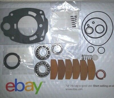 Snap On Im1800, Im1800L Tune Up Kit With Bearings And 2 Throttle Valve Kits