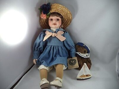 Boyds Yesterday's Child Doll Betsy ~ 4904 ~ With Tags