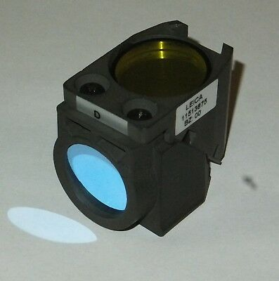 Leica D Fluorescence Filter Cube For Dm 4000