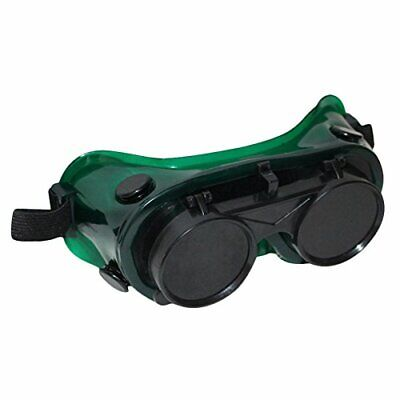 Steampunk Welding Goggles Oxy Cutting Welders Safety Goggles Glasses Flip Up