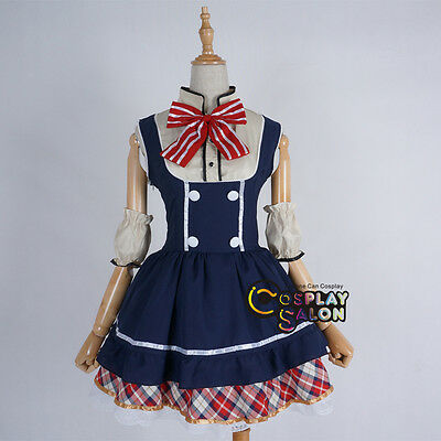 Japan Anime Dress Uniform Cosplay Lolita Costume