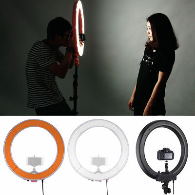 18-inch Outer Dimmable SMD LED Ring Light 55W Lighting Kit with Light Stand