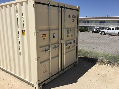 20 Foot One Trip Superior Shipping Container (Will Deliver Locally) El Paso, TX
