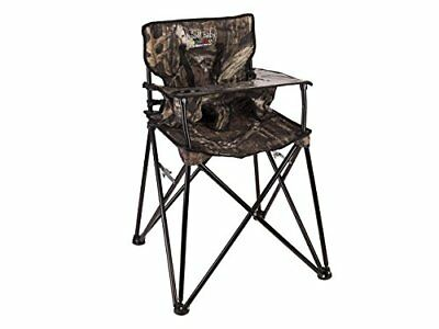NEW ciao! baby Portable Highchair Mossy Oak Infinity FREE SHIPPING