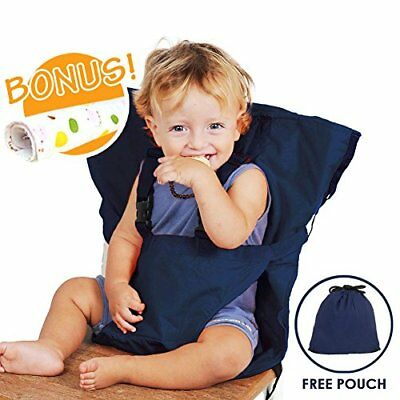 Baby HighChair Harness   Portable Travel Safety Belt Booster Feeding High Chair