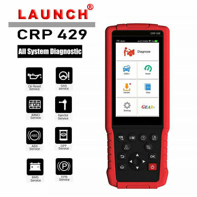 LAUNCH X431 Creader CRP429 OBD2 EOBD Diagnostic Scan Tool Auto Engine Scanner