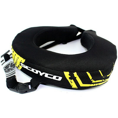 Scoyco Motorcycle Motocross Neck Brace Support Off Road Auto Racing Safety Gear