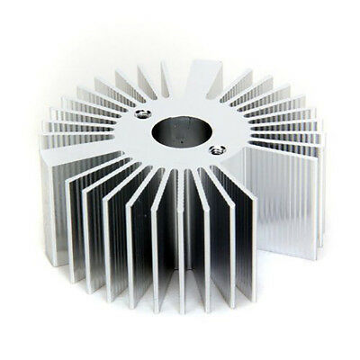 1PC Aluminum Heat Sink Heatsink Cooling Tool For 3W LED Light Parts Silver Color