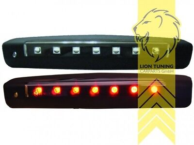 LED Bremsleuchte Opel Astra H Limousine schwarz