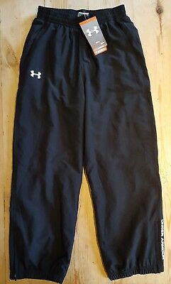 Under Armour All season gear training pant/trousers Black Small youths 1208174