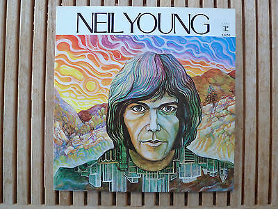 LP - Neil Young - Neil Young - (M-/Mint-) - REP 44059
