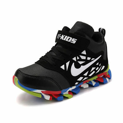 Fashion Boy's Children's Athletic Sneakers Running Blade Shoes (Little/Big Kids)