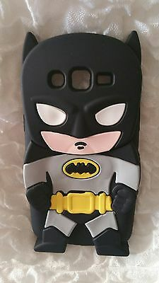 Es- Phonecaseonline Cover Bat For Samsung Galaxy Grand 2 G7106