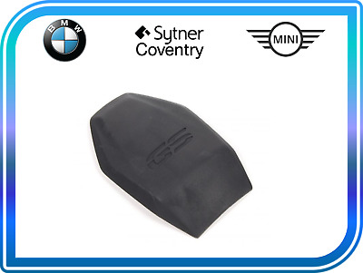 Genuine BMW Motorrad Tank Pad Cover Protector Black For K50 R1200 GS 46638533681