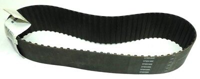 "Goodyear 370H300 Timing Belt 37"" Length, 1/2"" Tooth Pitch, 3"" Width, 74 Teeth"