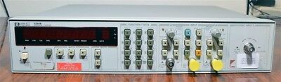 HP Agilent 5334B w/ Opt 10, 30 / Warranty