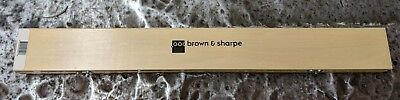 Brown and Sharpe 599-314-61224M magnetic rule set